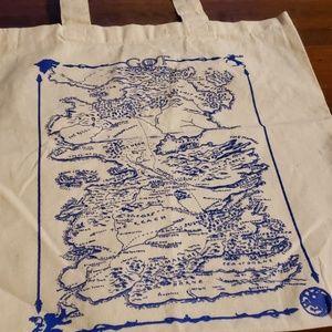Handbags - Game of Thrones tote bag
